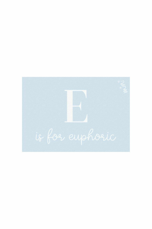EUPHORIC BLUE