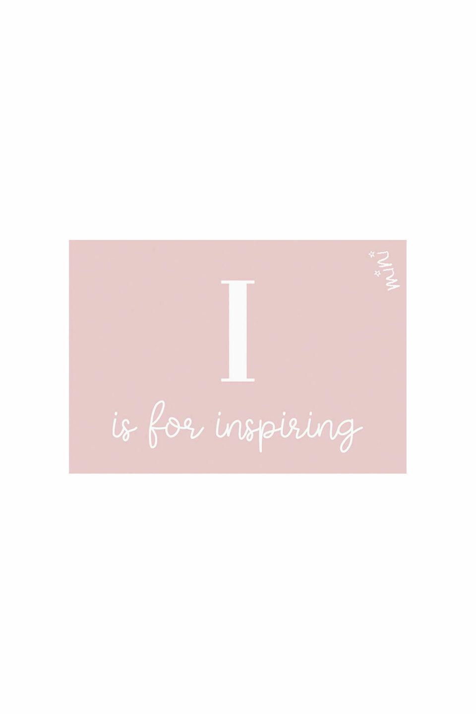 INSPIRING PINK