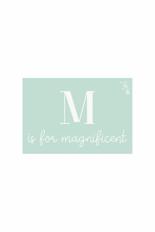 MAGNIFICENT MINT