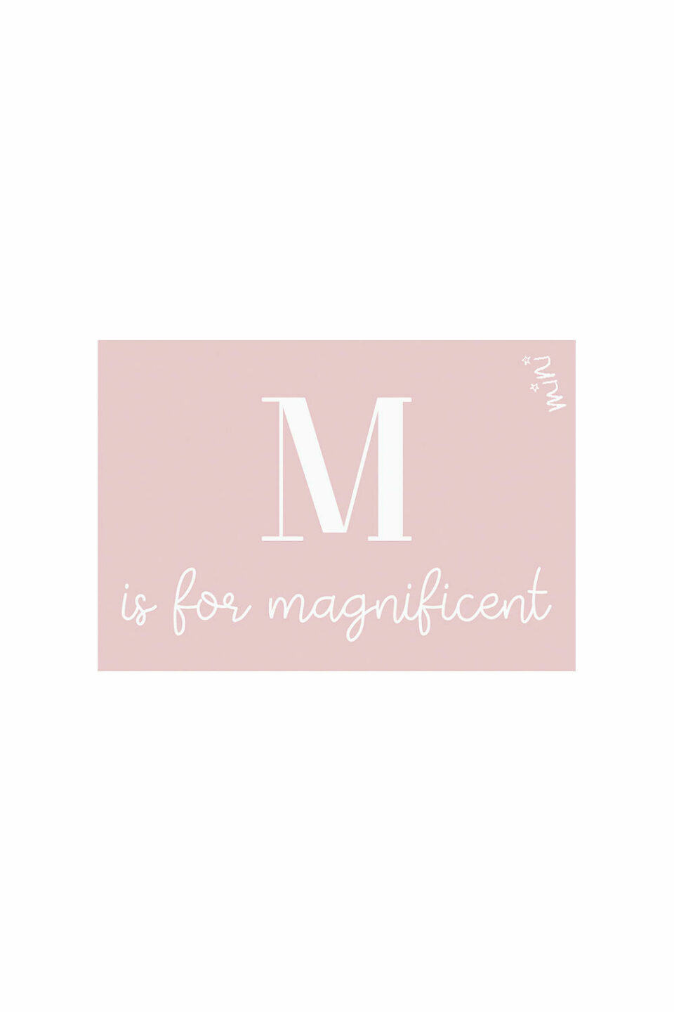 MAGNIFICENT PINK