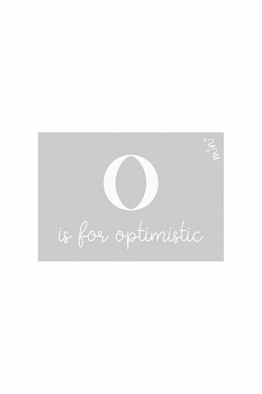 OPTIMISTIC GREY