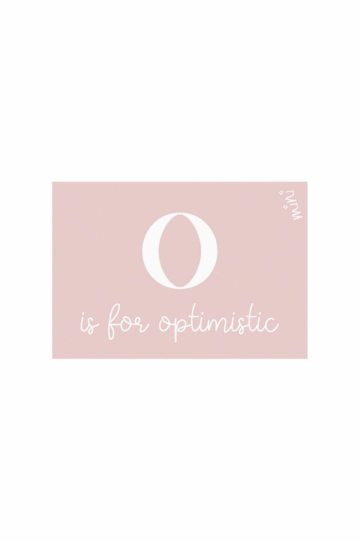 OPTIMISTIC PINK
