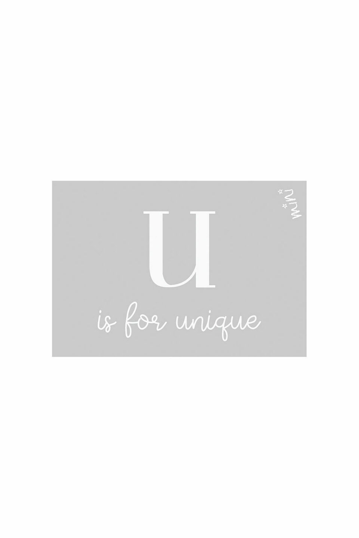 UNIQUE GREY