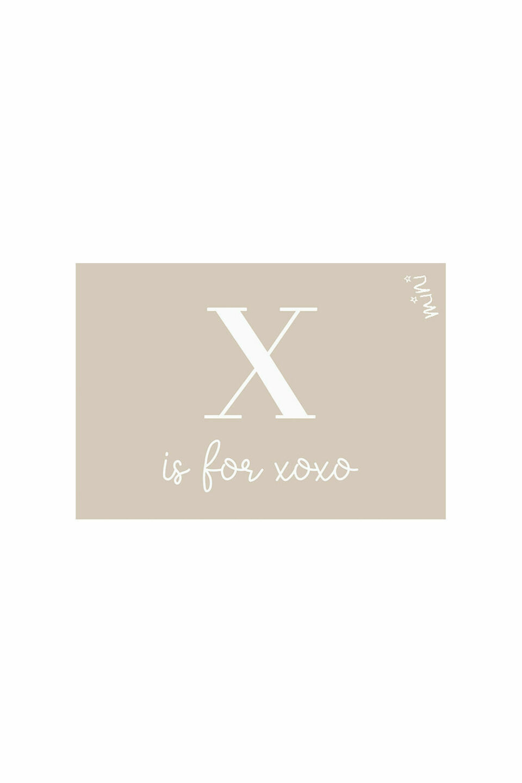 XOXO BEIGE