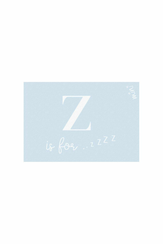 ZZZ BLUE
