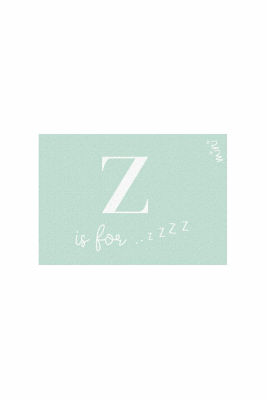 ZZZ MINT
