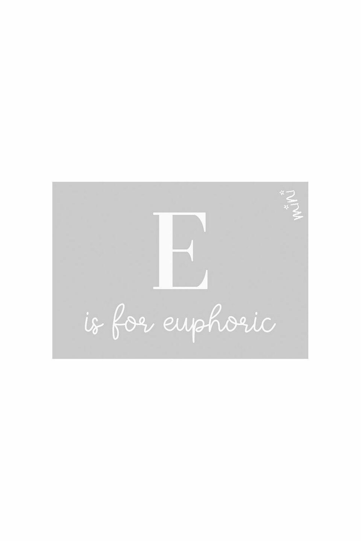 Euphoric grey