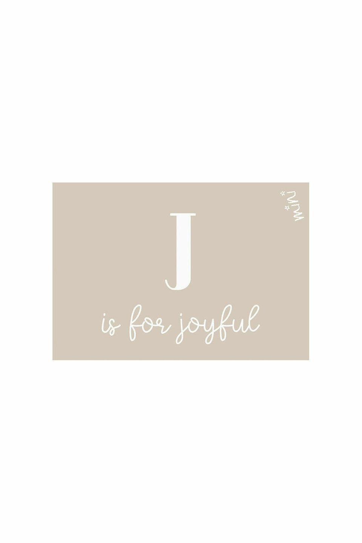 Joyful beige