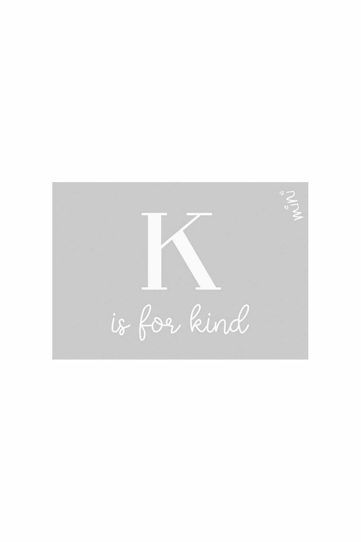 Kind grey