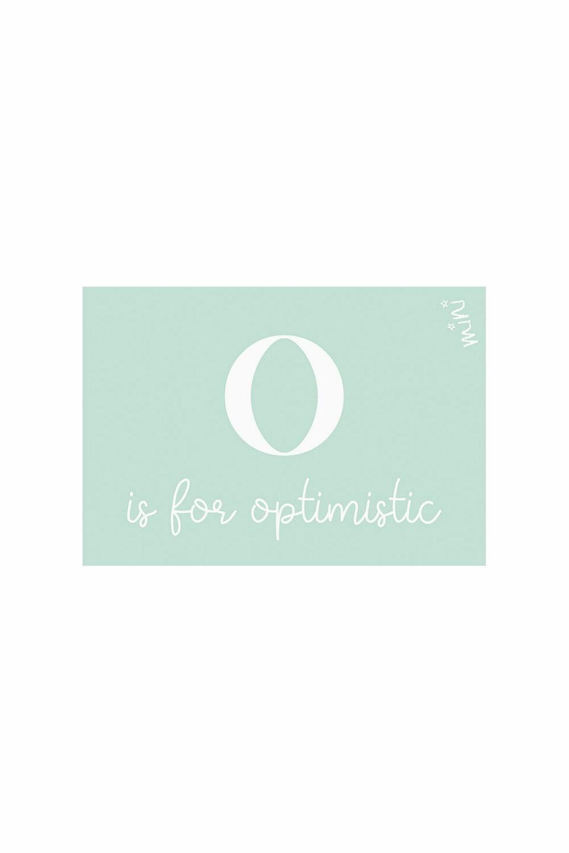Optimistic mint