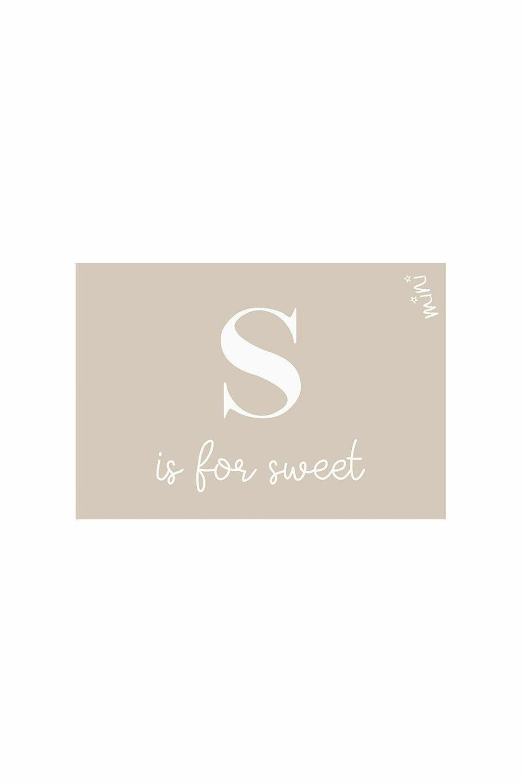 Sweet beige