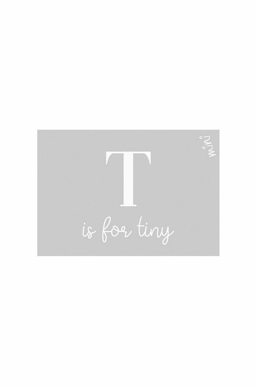 Tiny grey